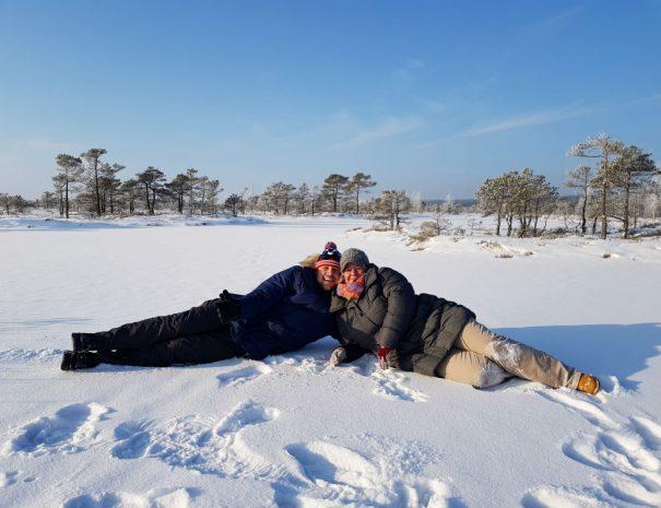Dorsen & Tamara in Kemeri_Belgium
