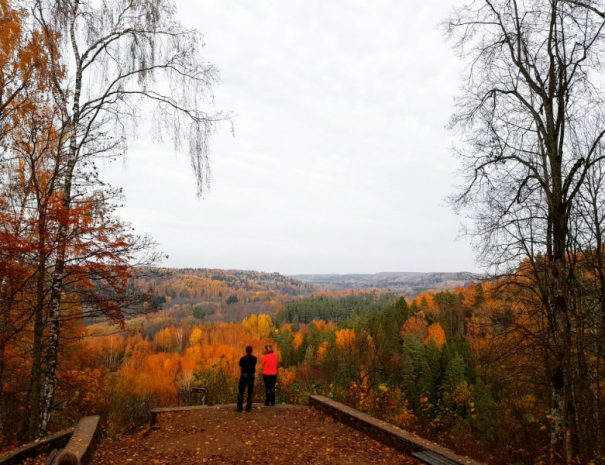 Gauja National Park in Autumn _ Escaperies _ i-Da Adventures