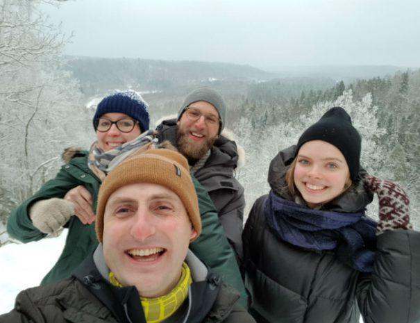 Gauja national park _ Day tour_ Escaperies _ i-Da Adventures