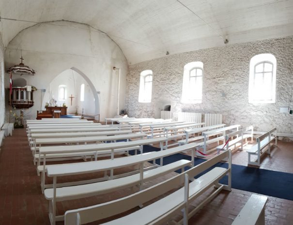 Krimulda church _ Escaperies _ i-Da Adventures