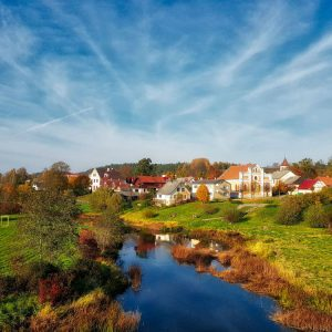 Sabile town and Abava river_ Latvia _ Escaperies _ i-Da Adventures