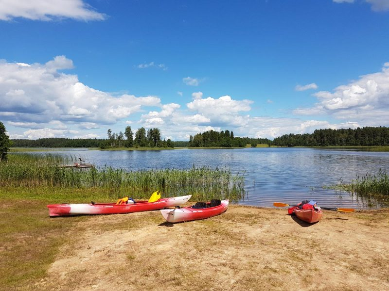 Latvia kayaking idaadventures