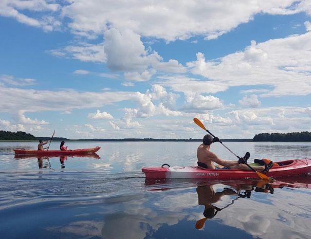 Latvia kayaking idaadventures
