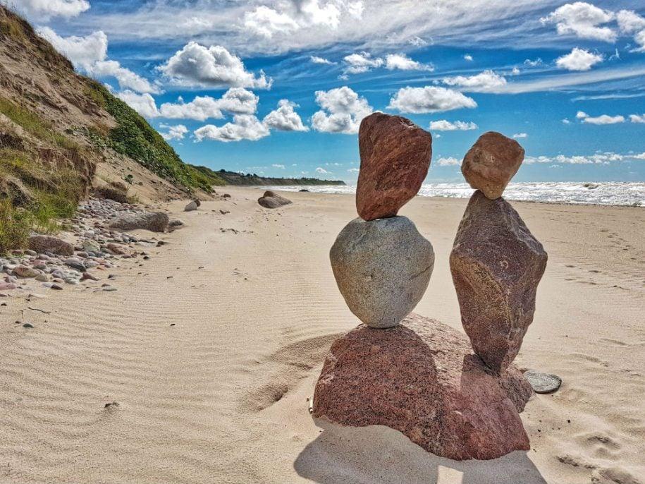Latvia travel _ baltic sea path _ idaadventures