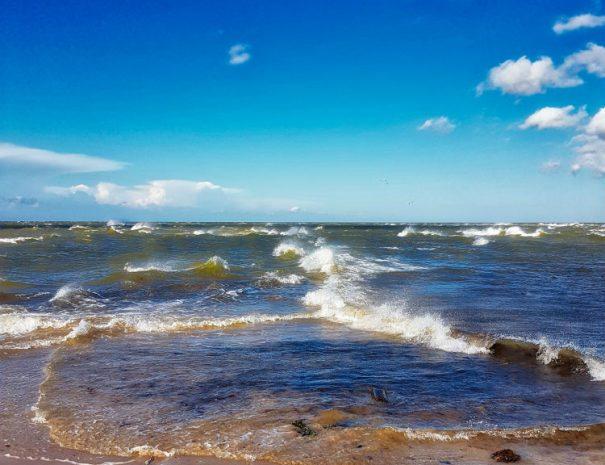 Kolka cape waves _ Escaperies