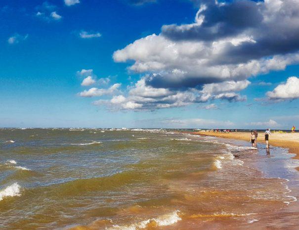 Sea at Kolka cape _Escaperies