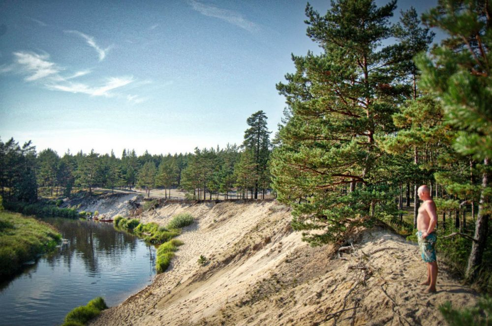 Irbe river_kayaking in Latvia_Escaperies