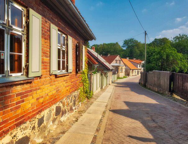 Kuldiga streets 01